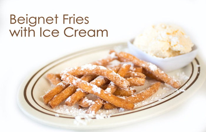 Beignet Fries